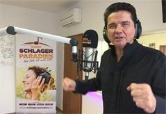 Michael Morgan im Studio Saarbrücken