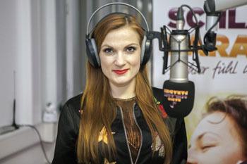 Anni Perka zu Gast im Studio Saarbrücken