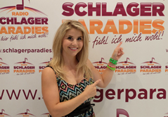 Beatrice Egli zu Gast im Studio Saarbrücken