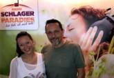 Grazia & Jay zu Gast im Schlagerparadiesstudio München
