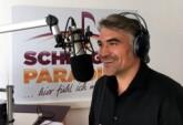 Björn Landberg zu Gast im Studio Saarbrücken