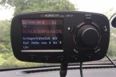 Albrecht DR57 DAB+ Adapter für das Autoradio