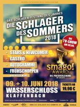 """Radio Schlagerparadies präsentiert """"Die Schlager des Sommers"""" - Das Schlager-Festival des Jahres"""