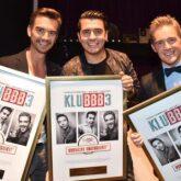 KLUBBB3 wieder an Position 1 der GFK-Charts!