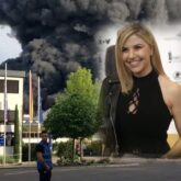 Großbrand im Europa-Park: So erlebte ihn Beatrice Egli