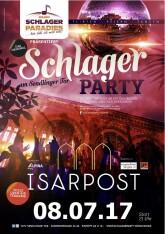 Radio Schlagerparadies präsentiert die Schlagerparty in München in der Isarpost